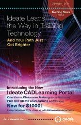 Current Training Catalog - Ideate