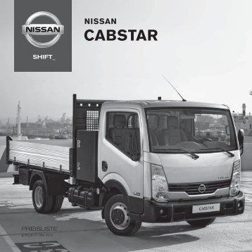 CAbStAr - Nissan