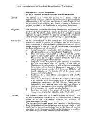 Contract for Services Felix Colsman - Imtech