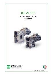 RS & RT - Neptun Gears