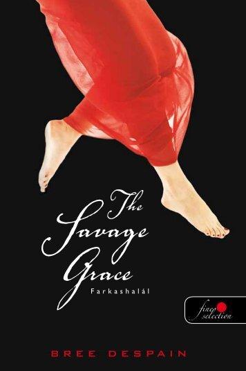 Savage Grace - Könyvmolyképző