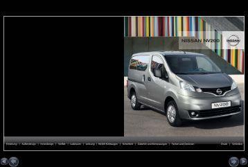 Broschüre - Nissan.
