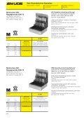 Übersicht: - Gewindebohrer-Kassetten - Gewindebohrer-Zubehör - Page 2