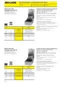 Übersicht: - Gewindebohrer-Kassetten - Gewindebohrer-Zubehör - Page 4