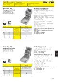 Übersicht: - Gewindebohrer-Kassetten - Gewindebohrer-Zubehör - Page 5