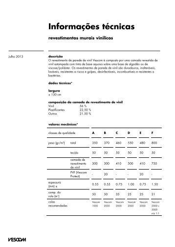 download pdf - Vescom