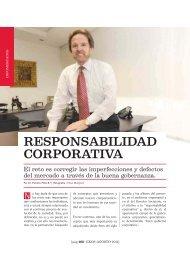 Responsabilidad Corporativa - Ekos Negocios