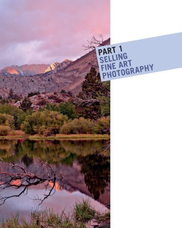 PART 1 SELLING FINE ART PHOTOGRAPHY - Rocky Nook