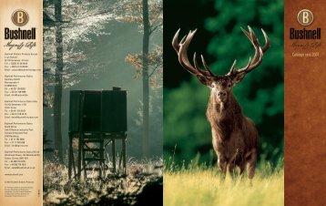 Catálogo caza 2007 - Borchers