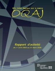 Rapport annuel 2005-2006 - LOJIQ