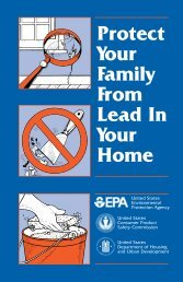 Protect Your Family From Lead In Your Home - Rhode Island ...