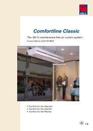 Comfortline Classic - tormax danmark a/s