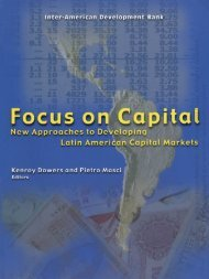 Latin American Capital Markets