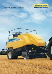 NEW HOLLAND BB9O9O