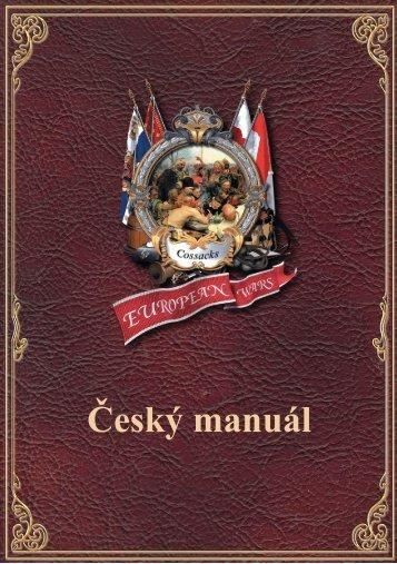 Český manuál - TOPCD.cz