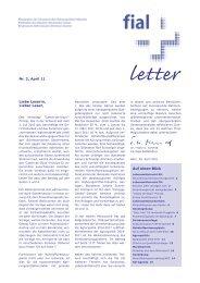 Nr. 2, April 2011 - Fial