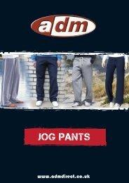 Jog Pants & Shorts PDF