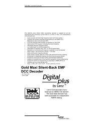 Gold Maxi Manual - Lenz USA