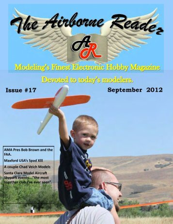 Modeling's Finest Electronic Hobby Magazine Devoted to today's ...