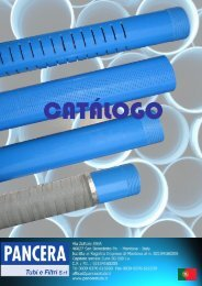 CATALOGO 2008 PORTO PER DOWNLOAD - pancera tubi e filtri srl