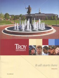 Troy Campus View Book