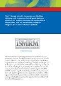 2nd Annual Scientific Symposium - MDC - Page 4