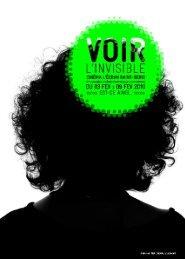 programme pdf - Voir l'invisible