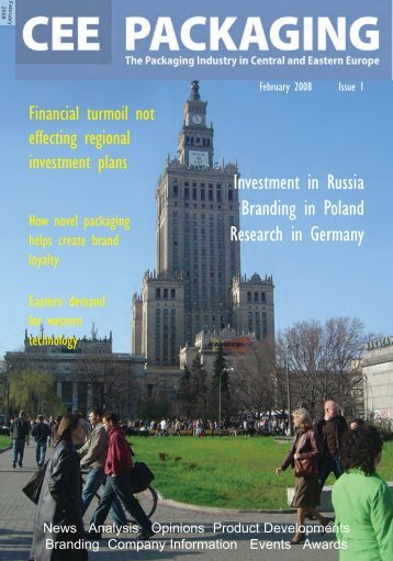 Investment in Russia Branding in Poland Research in Germany
