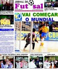 vai começar o mundial vai começar o mundial - Jornal do Futsal
