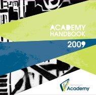 English - Tasmanian Academy