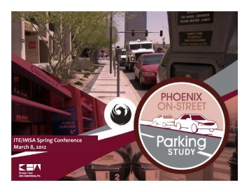 PHX Downtown Parking Meters Update - azite