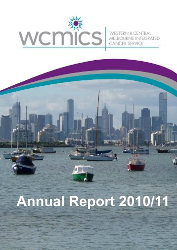 Annual Report 2010/11 - wcmics