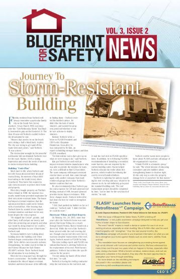 VOL. 3, ISSUE 2 - Florida Alliance for Safe Homes