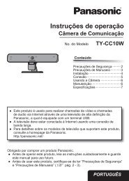 TY-CC10W.pdf - Panasonic