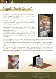 "Regal ""Fresh Seller"" - Fine Line Interior Design"