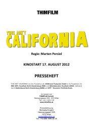 This Ain't California – Presseheft - Thimfilm