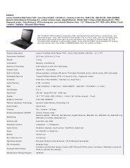 Lenovo Lenovo ThinkPad X200 Tablet 7449 Core 2 Duo ... - Visualis