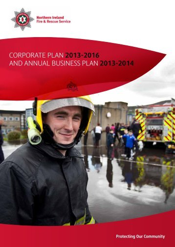 Corporate plan 2013-2016 and annual Business plan 2013-2014