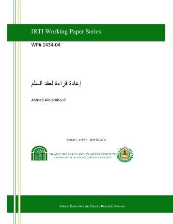WP-1434-04 - IRTI