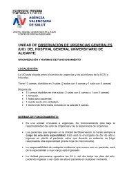 UNIDAD DE OBSERVACIÓN DE URGENCIAS GENERALES (UO ...