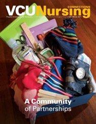 A Community of Partnerships - VCU School of Nursing - Virginia ...