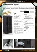"""спецификация conteg 19"""" напольные шкафы серии rof - Page 2"""