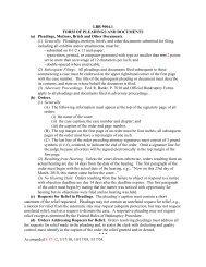 a redline/strikethru version of D. Kan., L.B.R. 9004.1 - US Bankruptcy ...