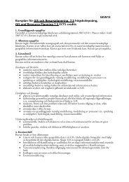 GISN13 Kursplan för GIS och Resursplanering, 7,5 högskolepoäng ...