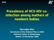 SPNS - Viral Hepatitis Prevention Board