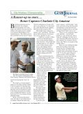 """Ratcliffe Golf and Mecklenburg County Expanding City's """"Learning ... - Page 4"""