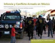 Infancia y conflicto armado en México - Red por los derechos de la ...