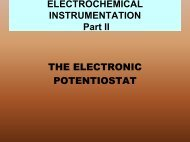 The Potentiostat
