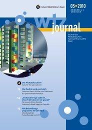 Ausgabe 3-2010 - Westdeutsches Tumorzentrum Essen