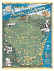 A Traveler's Guide to America's Dairyland - Wisconsin Milk ...